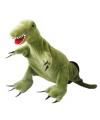 Pluche handpop t rex 22 cm