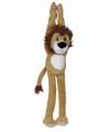 Pluche hangende leeuw knuffel 45 cm