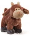 Pluche knuffel geit kiddo 23 cm