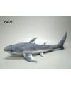 Pluche knuffel witte haai 60 cm