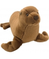 Pluche knuffel zeeleeuw 20 cm