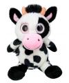 Pluche koe knuffel 20 cm