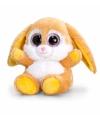 Pluche konijn knuffel 15cm