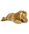 Pluche leeuw knuffeldier 71 cm