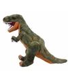 Pluche mega t rex dino knuffel 76 cm