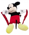 Pluche mickey mouse rugtas