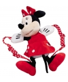 Pluche minnie mouse rugtas