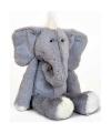 Pluche olifant ellery 25 cm