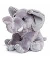 Pluche olifanten knuffel 25 cm