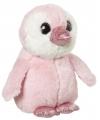 Pluche pingu n knuffel roze 18 cm