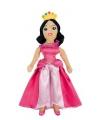 Pluche prinsessia roos pop