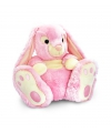 Pluche roze konijn 50 cm