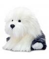 Pluche schapendoes hond 60 cm