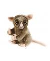 Pluche spookdiertje aapje 26 cm