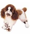 Pluche springer spaniel hond 41 cm
