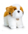 Pluche staande hond shih tzu knuffel 40cm