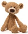Pluche teddybeer toothpick 38 cm