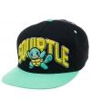 Pokemon snapback cap squirtle