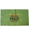 Poker speelmat
