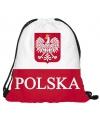 Polen rugtas met rijgkoord