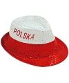 Polen trilby hoed
