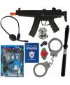 Politie speelgoed setje