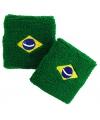 Pols zweetbandjes brazilie