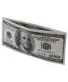 Portemonnee 100 dollar biljet