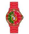 Portugal siliconen horloge