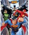 Poster dc comics superhelden mini 40 x 50 cm
