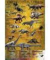 Poster dinosaurus 61 x 91 5 cm