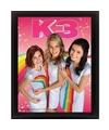 Poster k3 regenboog 23 x 28 x 5 cm