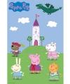 Poster peppa pig 61 x 91 5 cm