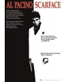 Poster scarface al pacino 61 x 91 5 cm