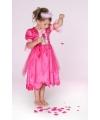 Prinses jurkje fuchsia