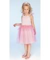Prinses jurkje roze