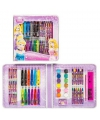 Prinsessen kleurkoffer 51 delig