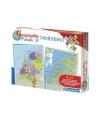 Puzzel topografie nederland