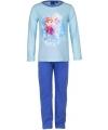 Pyjama frozen blauw