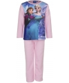 Pyjama frozen lichtroze