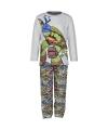 Pyjama ninja turtles grijs