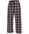 Pyjamabroek zwart wit