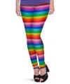 Regenboog legging voor dames