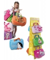 Reistas met poedel afbeelding voor kinderen