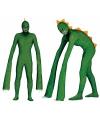 Reptielen monster kostuum voor mannen