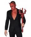 Rode duivel drietand 73 cm
