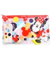 Rode etui minnie mouse 25 cm