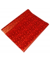 Rode hartjes inpakpapier 200 x 70 cm