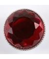 Rode robijn chunk 1 8 cm