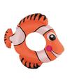 Rode vis zwemband 79 cm
